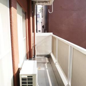 中銀錦糸町マンシオン(5階,)のバルコニー