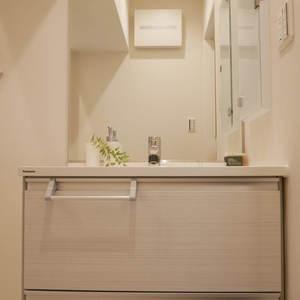 中銀錦糸町マンシオン(5階,)の化粧室・脱衣所・洗面室