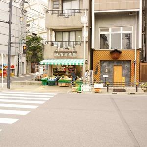 松濤ガーデンの周辺の食品スーパー、コンビニなどのお買い物