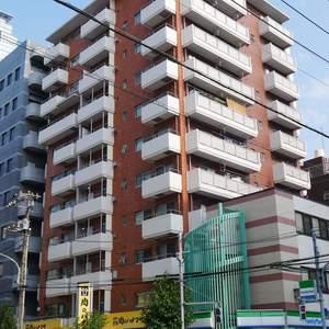 中銀錦糸町マンシオンの外観