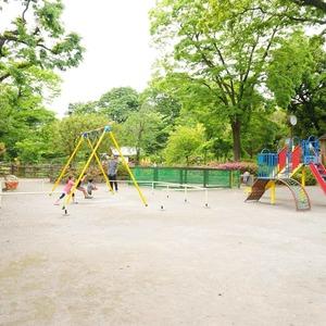 松濤ガーデンの近くの公園・緑地