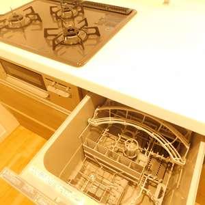グランシティ早稲田(2階,)のキッチン