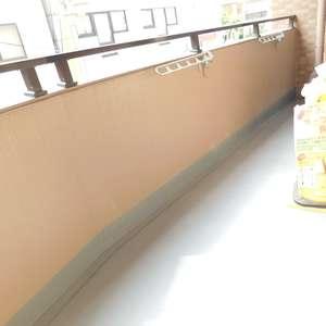 グランシティ早稲田(2階,5180万円)のバルコニー