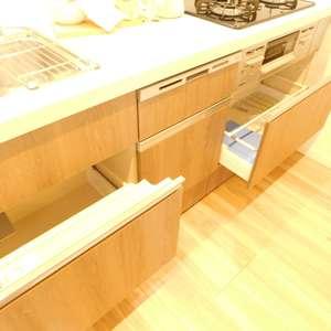 コープ戸山台(7階,)のキッチン