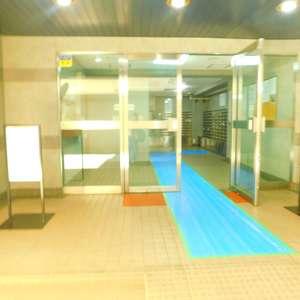 トーア早稲田マンションのマンションの入口・エントランス