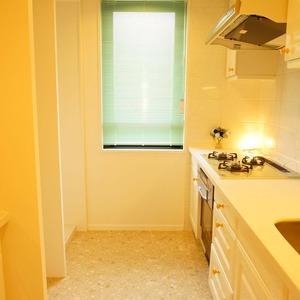 松濤ガーデン(2階,)のキッチン