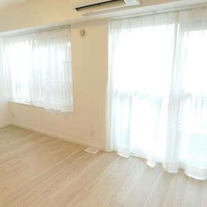 トーア早稲田マンション(7階,)の居間(リビング・ダイニング・キッチン)