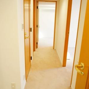 松濤ガーデン(2階,)のお部屋の廊下