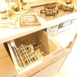 ニチメン目白ハイツ(3階,)のキッチン