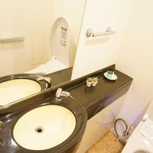 松濤ガーデン(2階,)のトイレ