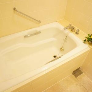 松濤ガーデン(2階,)の浴室・お風呂