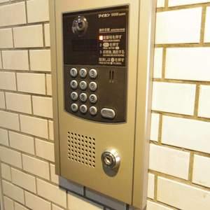 藤和シティコープ中野のマンションの入口・エントランス