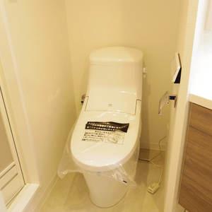藤和シティコープ中野(4階,)のトイレ