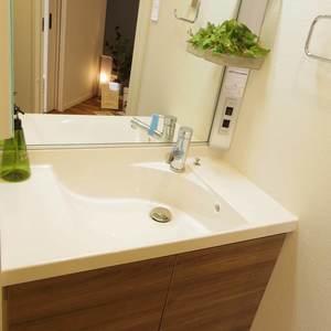 藤和シティコープ中野(4階,2780万円)の化粧室・脱衣所・洗面室