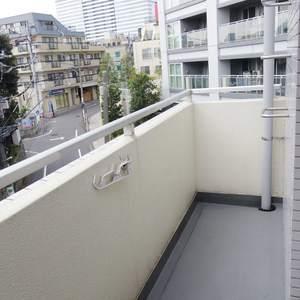 藤和シティコープ中野(4階,)のバルコニー