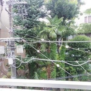 藤和シティコープ中野(4階,)のお部屋からの眺望