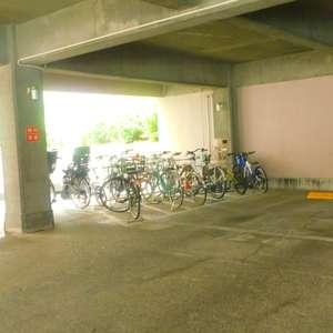 音羽ハウスの駐車場