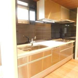 音羽ハウス(9階,)のキッチン