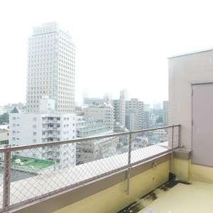 音羽ハウス(9階,)のお部屋からの眺望