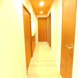 音羽ハウス(9階,8980万円)のお部屋の廊下
