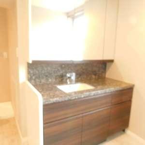 音羽ハウス(9階,)の化粧室・脱衣所・洗面室