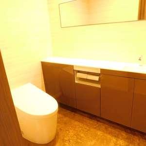 音羽ハウス(9階,8980万円)のトイレ