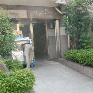 セントパレス池袋のマンションの入口・エントランス