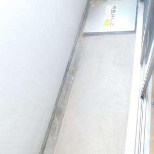 セントパレス池袋(6階,)のバルコニー
