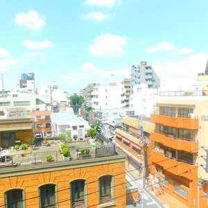 セントパレス池袋(6階,)のお部屋からの眺望