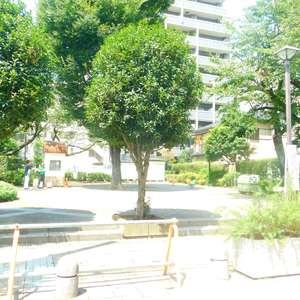 セントパレス池袋の近くの公園・緑地