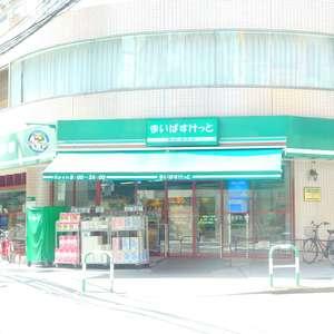 セントパレス池袋の周辺の食品スーパー、コンビニなどのお買い物