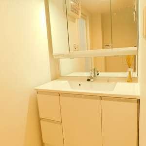 グランシティ早稲田(2階,5180万円)の化粧室・脱衣所・洗面室