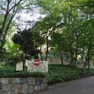 シティタワー新宿新都心の近くの公園・緑地