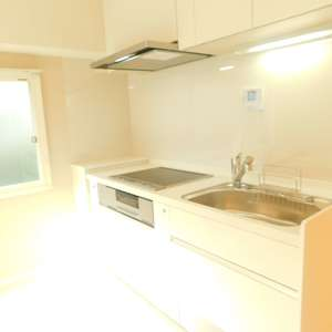 サンパティオ高田馬場(2階,)のキッチン