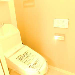 サンパティオ高田馬場(2階,)のトイレ