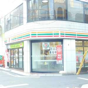 サンパティオ高田馬場の周辺の食品スーパー、コンビニなどのお買い物