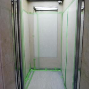 藤和菊川ホームズのエレベーターホール、エレベーター内