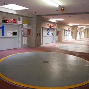 藤和菊川ホームズの駐車場