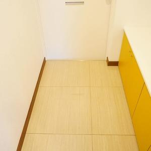 青山セブンハイツ(11階,)のお部屋の玄関