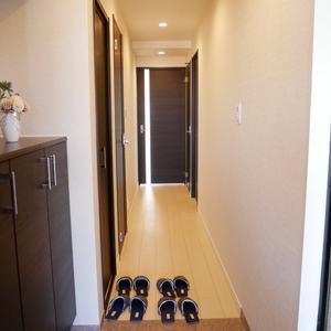 藤和菊川ホームズ(12階,)のお部屋の廊下