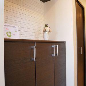 藤和菊川ホームズ(12階,4998万円)のお部屋の玄関