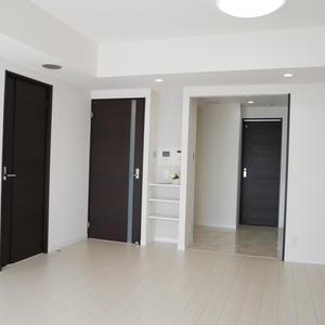 藤和菊川ホームズ(12階,4998万円)の居間(リビング・ダイニング・キッチン)