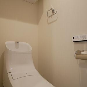 藤和菊川ホームズ(12階,4998万円)のトイレ