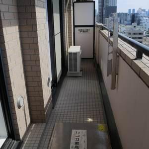 藤和菊川ホームズ(12階,4998万円)のバルコニー