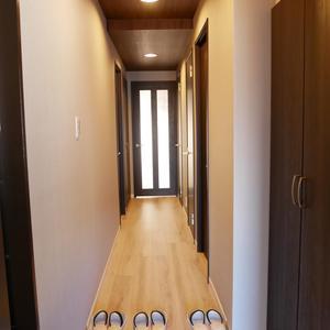 藤和菊川ホームズ(5階,)のお部屋の廊下