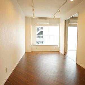 青山セブンハイツ(11階,)のリビング・ダイニング