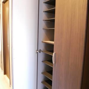 藤和菊川ホームズ(5階,)のお部屋の玄関