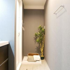 藤和菊川ホームズ(5階,)の化粧室・脱衣所・洗面室