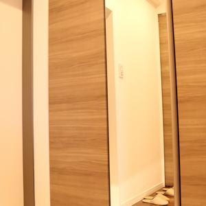 牛込中央マンション(5階,)のお部屋の玄関