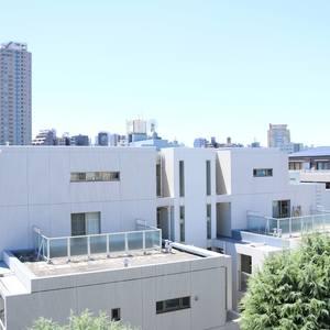 牛込中央マンション(5階,)のお部屋からの眺望